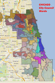 chicago gerrymandering map mapping for justice interactive map of chicago wards