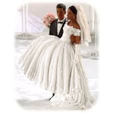african american wedding cake toppers african american wedding
