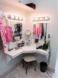 Design For Dressing Table Vanity Ideas Floating Makeup Vanity Best Makeup Vanity Ideas Images On Dresser
