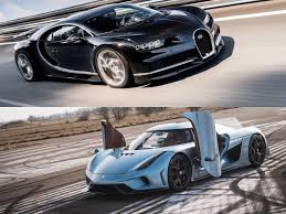 koenigsegg agera rs top speed watch koenigsegg agera rs shatters bugatti chiron u0027s record by a