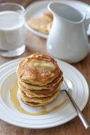 Pancake Flour Basic Fluffy Coconut Flour Pancakes The Roasted Root