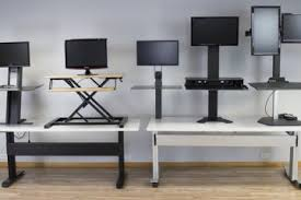 Tall Office Chair For Standing Desk How Much Does A Standing Desk Converter Cost