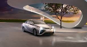 toyota car information hydrogen fuel cell car toyota mirai