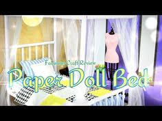 how to make a doll room in a box kawaii doll crafts youtube