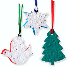 two part seed paper holiday ornaments corporate gifts u0026 awards