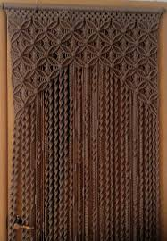 22 best macrame curtain images on pinterest macrame curtain