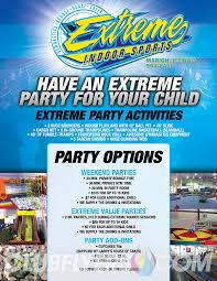 trampoline invitations indoor sports