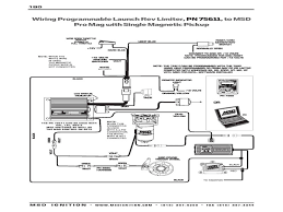 wiring diagram msd 6aln holley ignition wiring diagram race car