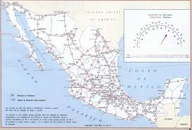 Map Of Mexico by Cities Of Mexicofree Maps Of Us