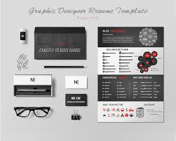 Graphic Design Resume Template Graphic Designer Resume Template Free Psd Psd