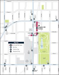 light rail map seattle more frequent reliable service will soon connect more riders