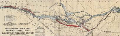 St Lawrence Seaway Map The St Joseph Story Learn About The Huron Tract Narcisse Cantin
