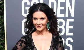 catherine zeta jones catherine zeta jones reveals family are busy with son s college