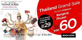 airasia singapore promo airasia visit thailand grand sale promotions sg everydayonsales com