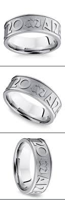 mens wedding band metals wedding rings rings engagement titanium mens wedding band white