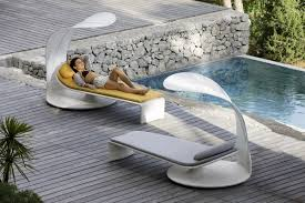 Sun Chairs Loungers Design Ideas Ultra Modern Sun Loungers Contemporary Pool Furniture Ideas Modern