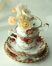 country roses tea set 253 best country roses my china images on