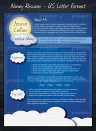 Child Care Resume Templates Free Nanny Resume Example Sample Teen Resume Wonderful Design Ideas