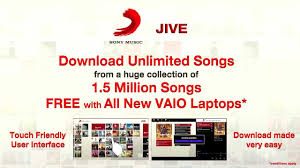 Jive Developer Sony Vaio And Jive Youtube