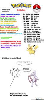 Pokemon Birthday Meme - pokemon birthday game birthday scenario game scenario game and