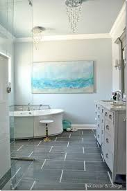 coastal bathroom designs 5 beautiful bathroom kitchen makeovers page 2 of 7 coastal