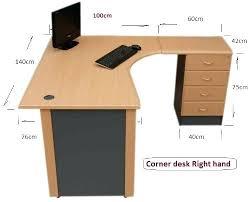 Corner Desk Beech Office Pc Desk New Furniture Office Corner Desk Beech Home