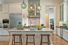 green glass pendant lights contemporary glass pendant lights kitchen transitional with