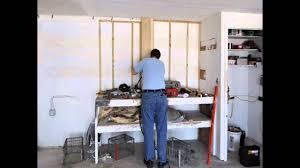 garage renovation youtube