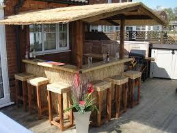 How To Build Tiki Hut Best 25 Outdoor Tiki Bar Ideas On Pinterest Tiki Bars Outdoor