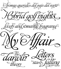 115 best fonts lettering images on pinterest calligraphy tattoo