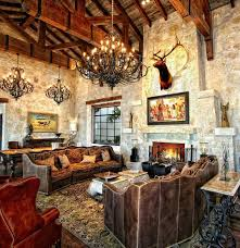 Stunning Tuscan Interior Designs Beams Exposed Wood And - Tuscan family room