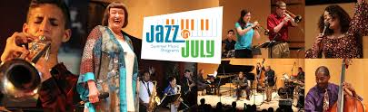 jazz in july program