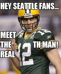 Green Bay Memes - he s comin and he s bringin the fire packers pinterest