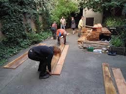 construction d une serre de jardin en bois réseau de permaculture d u0027alsace montage des serres d u0027hiver