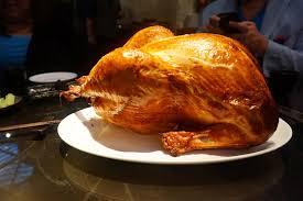 thanksgiving turkey a la peking duck joie de vivre by g4gary