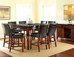 Granite Top Dining Table Set - furniture terrific marble glass top dining tables pros cons the