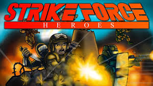 Home Design Games Agame Strike Force Heroes Free Online Games At Agame Com