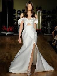 Rita Vinieris Wedding Dresses Designer by Rivini Fall Winter 2018 Collection Bridal Fashion Week Photos