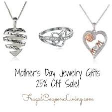 mothers day jewelry sale s day jewelry gifts 25 sale
