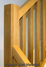 Richard Burbidge Handrail Discounted White Oak Handrails And Baserails From Richard Burbidge