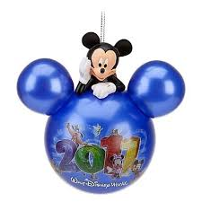 your wdw store disney ornament 2011 mickey and friends