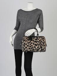 louis vuitton limited edition leopard speedy bag yoogi u0027s closet