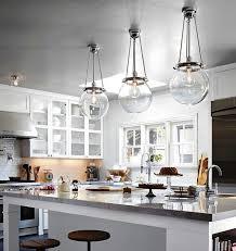 kitchen island pendant lighting impressive clear glass pendant lights for kitchen island uk home