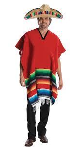 Scary Halloween Costumes Walmart Men U0027s Mexican Costume Mexican Costume Costumes Halloween