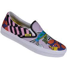 Jual Vans Beatles vans classic slip on unisex shoes the beatles sea of monsters in