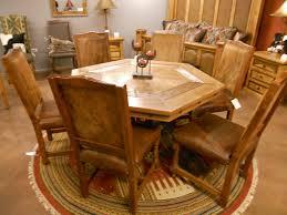Dining Room Furniture Made In Usa Hacienda Table Set Western Furniture Mountain Furniture