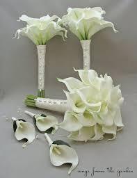 calla bouquets calla flowers for weddings 25 calla bridal bouquet