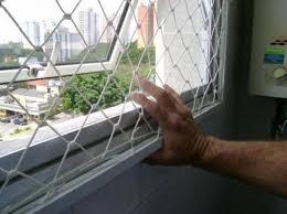 Conhecido Tela de proteção para janelas - A segurança dos seus primeiro! &DI48