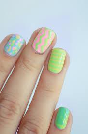 top 25 best mix match nails ideas on pinterest pedicure
