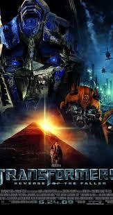 transformers revenge of the fallen 2009 imdb